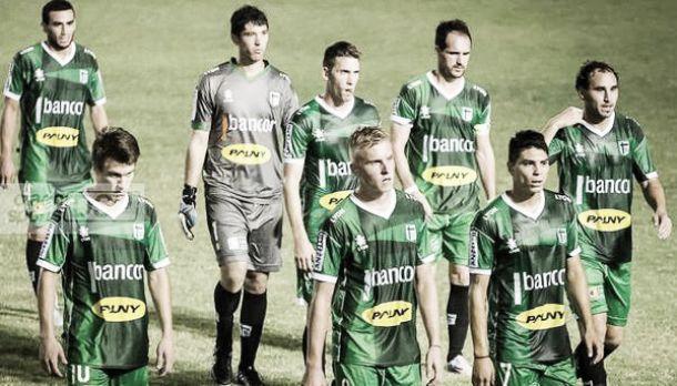 Los jugadores de Sportivo Belgrano pidieron disculpas