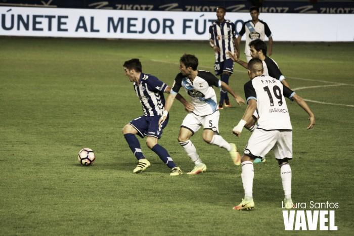 Análisis Alavés - Deportivo: otro punto que no sube la moral