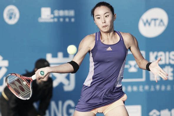 WTA: Semifinales en Wuhan y Tashkent