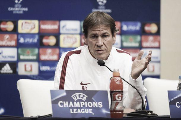 """Champions League, parla Garcia: """"Le assenze non cambiano nulla, pronti per vincere"""""""