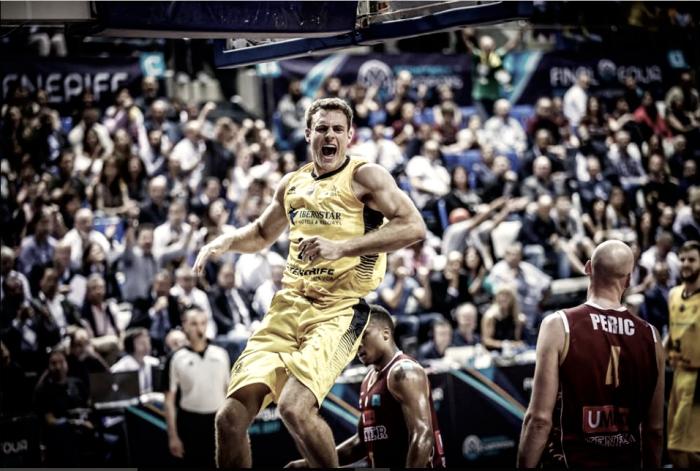El Iberostar prolonga su mejor sueño y estará en la final de la BCL
