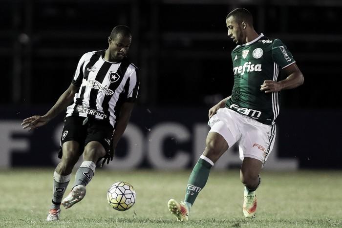 Com casa cheia, Palmeiras recebe Botafogo buscando confirmar título nacional