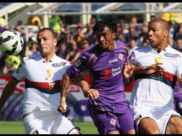 La Fiorentina non va oltre il pari contro il Genoa