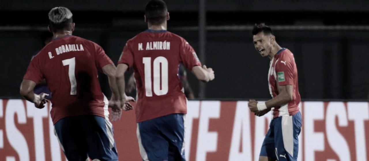 Paraguay resurge tras la primera fecha doble de la Clasificación Sudamericana 2022 | Fotografía: FIFA