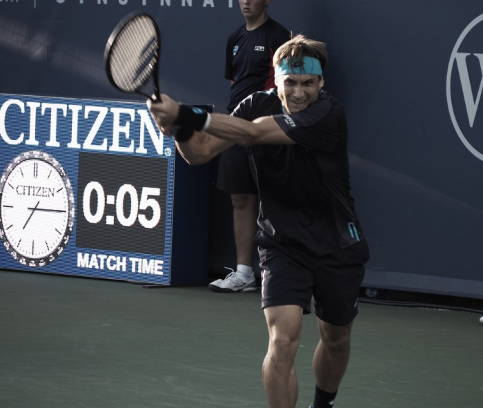 ATP Cincinnati: David Ferrer downs Dominic Thiem to advance to semifinals