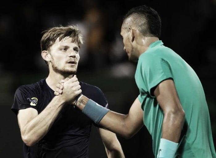 ATP Cincinnati first round preview: David Goffin vs Nick Kyrgios