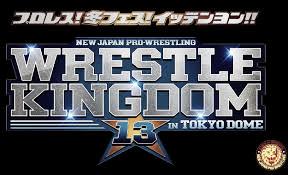 Combates principales de Wrestle Kingdom 13