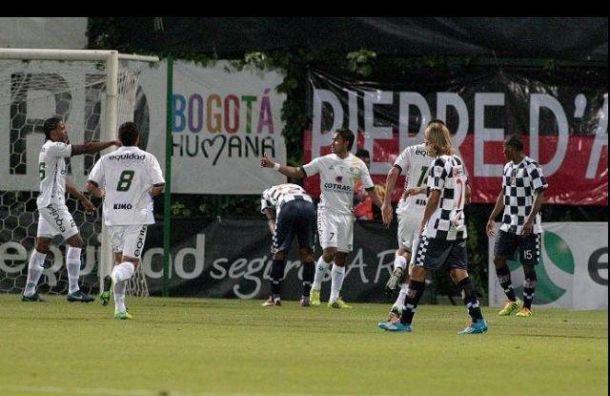 Equidad ganó 1-0 Boyacá Chico con golazo de Henry Hérnandez