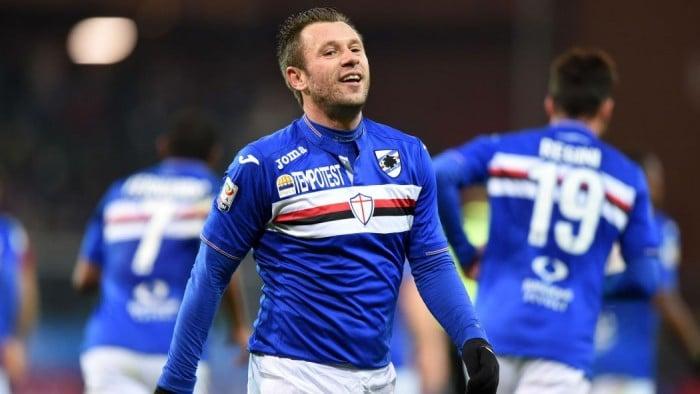 Sampdoria: Che fine ha fatto Cassano?