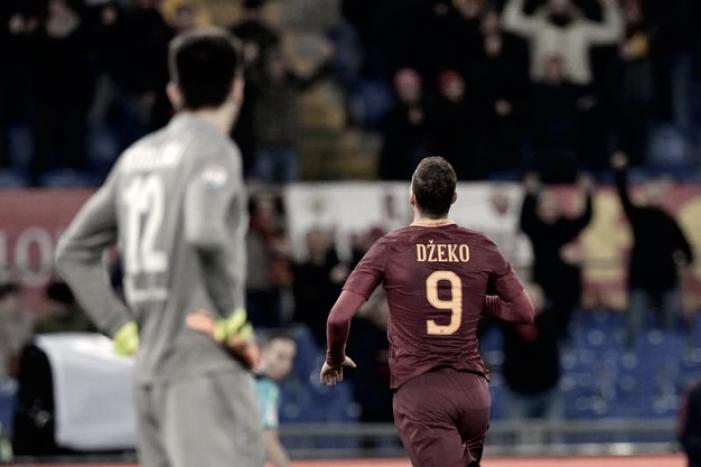 Serie A: La Roma cala il poker. Fiorentina battuta 4-0