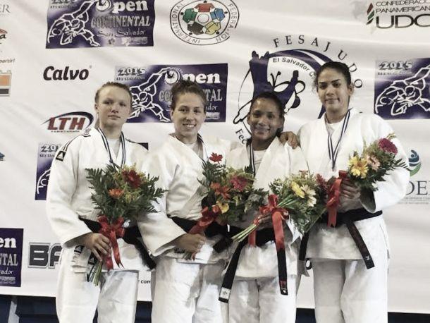Yadinis Amarís, bronze en el Open de Judo