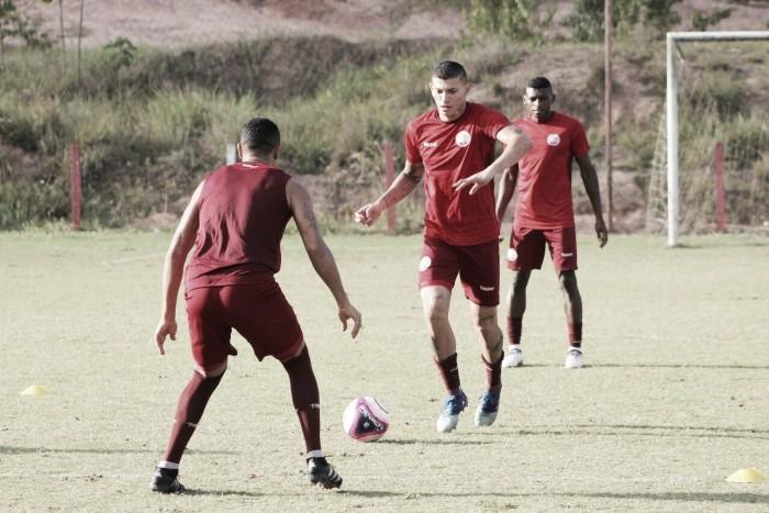 Náutico encerra preparação visando enfrentar Vitória-PE