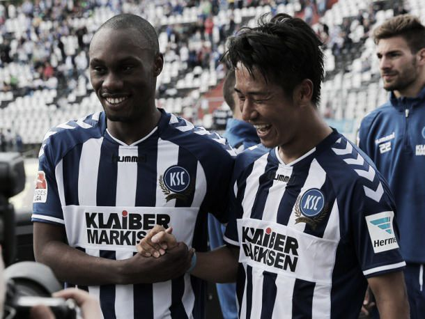 Karlsruher SC Winter Review: Yamada and Yabo lead the way as KSC lie in 2nd