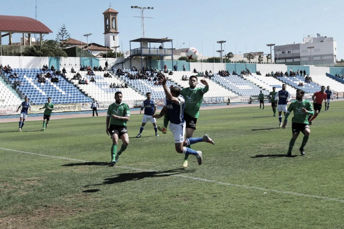 El Melilla quiere el Play-off