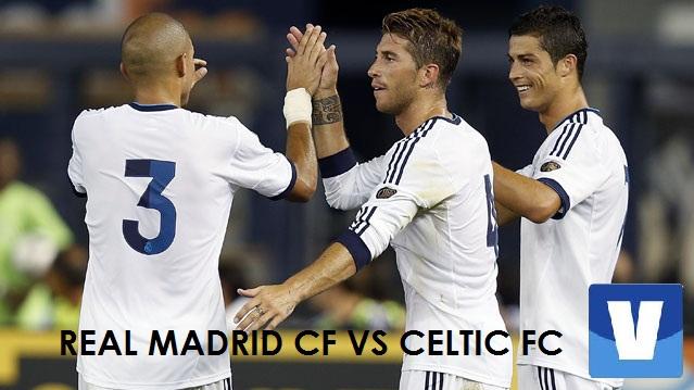 Real Madrid - Celtic, así lo vivimos