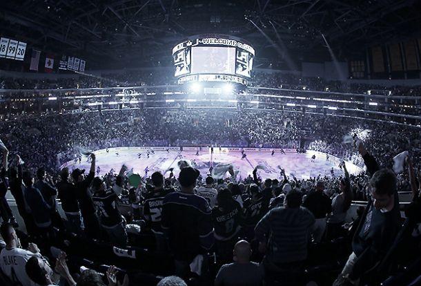 La NHL supera a la NBA en porcentaje de asistencia a los pabellones
