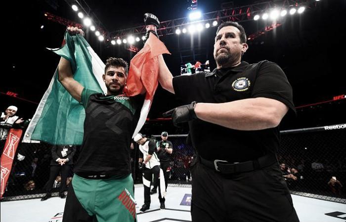 Yair Rodríguez apunta a ser campeón del UFC