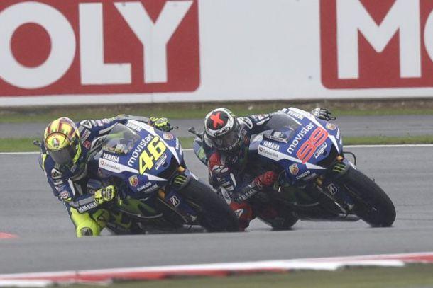 MotoGP, Rossi e l'arte del contropiede