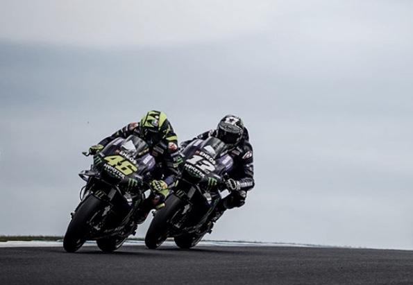 El Monster Energy Yamaha Team listo para Sepang