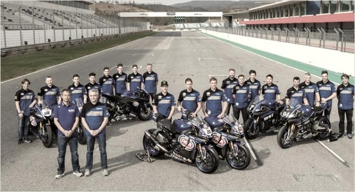 Yamaha presenta su formación completa para 2018