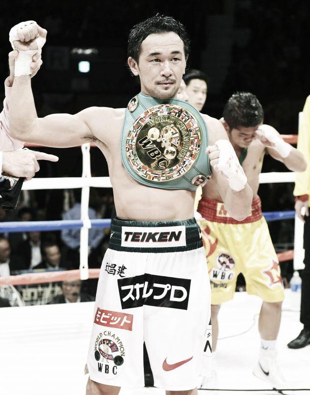 VAVEL Talks To Takahiro Onaga Ahead Of Yamanaka's Title Defense