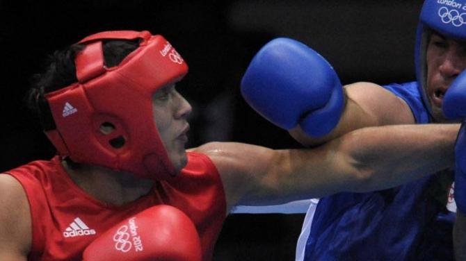 Boxeo - Argentina: Yamil Peralta eliminado en cuartos