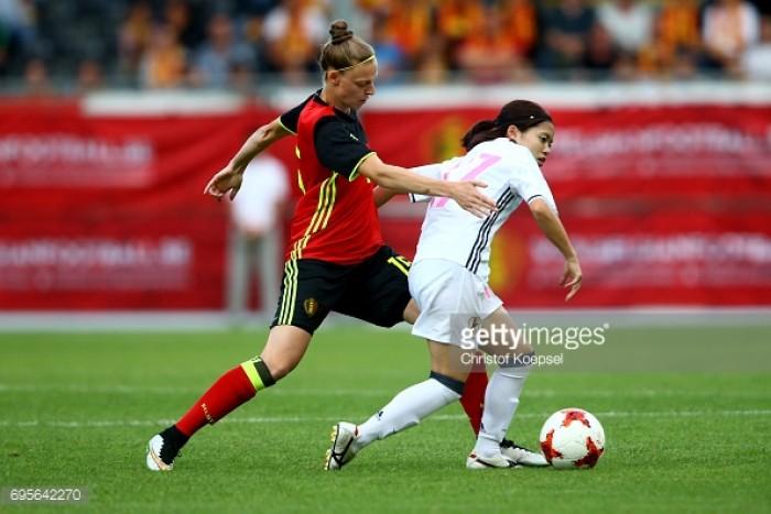 Bristol City sign Belgian international Yana Daniels