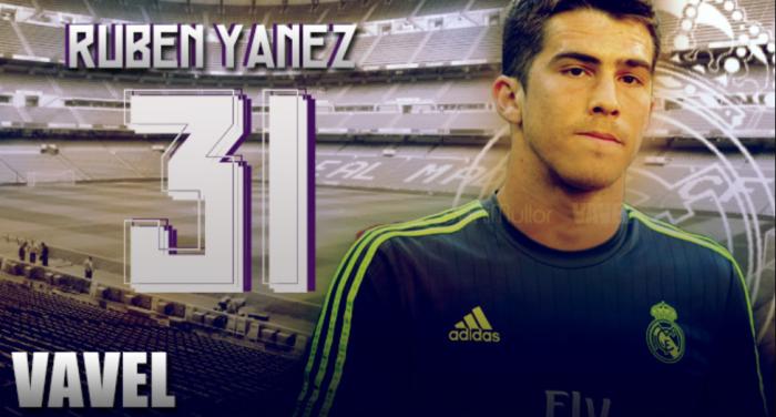 Real Madrid 2015/16: Rubén Yáñez; ver, oír y aprender