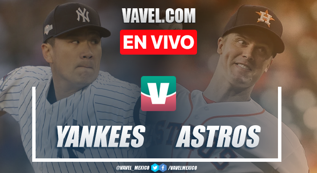 Video resumen y highlights: Yankees 7-0 Astros en Juego 1 ALCS MLB