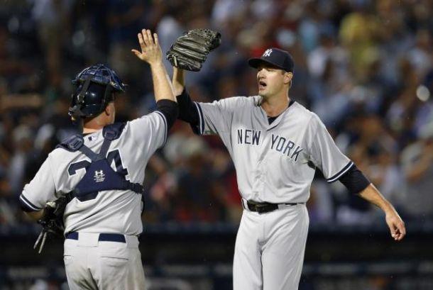 New York Yankees destroem Braves em Atlanta pela MLB