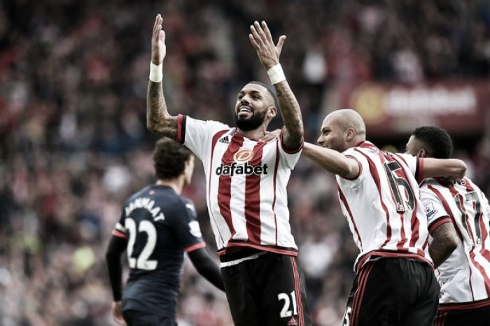 Yann M'Vila's Sunderland career so far - one of Sunderland's best Premier League midfielders?