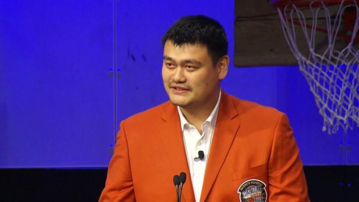 """NBA Hall of Fame, parla Yao Ming: """"Onorato di entrare a farne parte"""""""