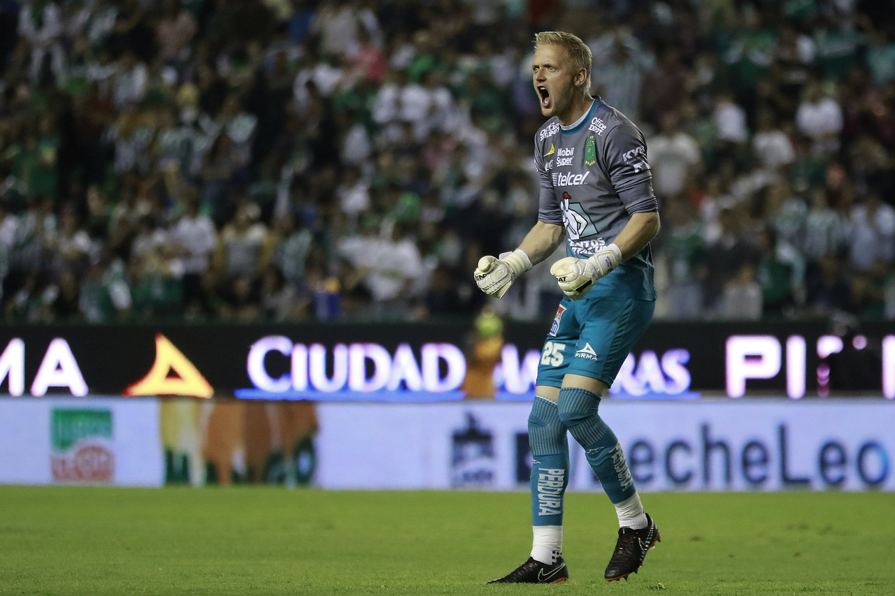 William Yarbrough seguirá con León