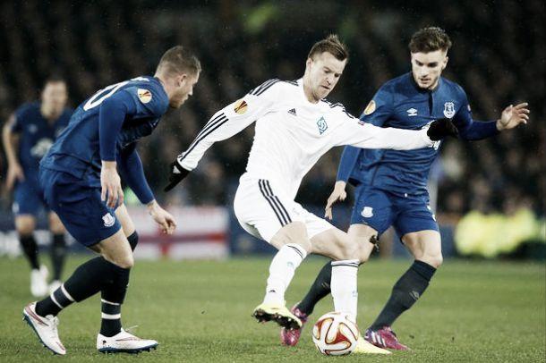 Everton join chase for Andriy Yarmolenko