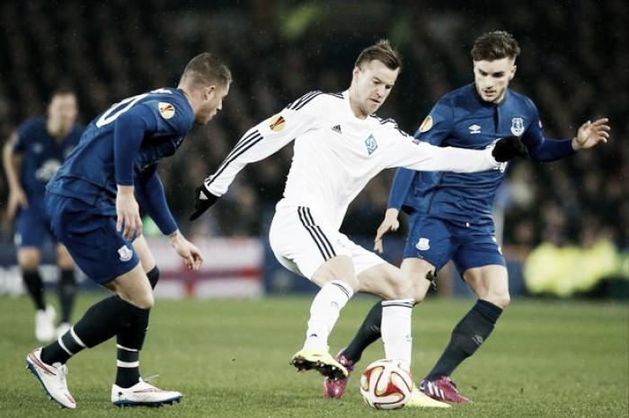Dynamo Kiev unwilling to sell Andriy Yarmolenko to Everton