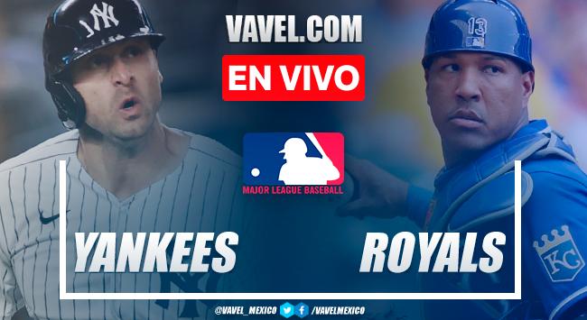 Resumen y carreras: New York Yankees 8-6 Kansas City Royals en MLB 2021