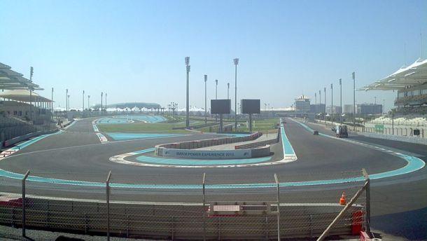 La F1 au pays de l'or noir