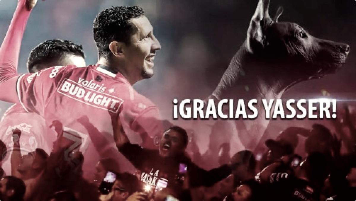 Yasser Corona se despide del fútbol con emotiva carta