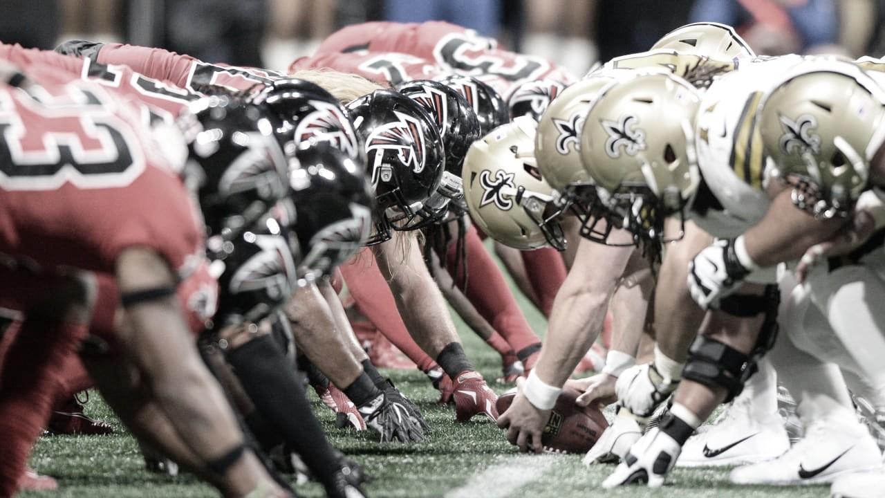 Análisis previo a la temporada 2019: New Orleans Saints y Atlanta Falcons
