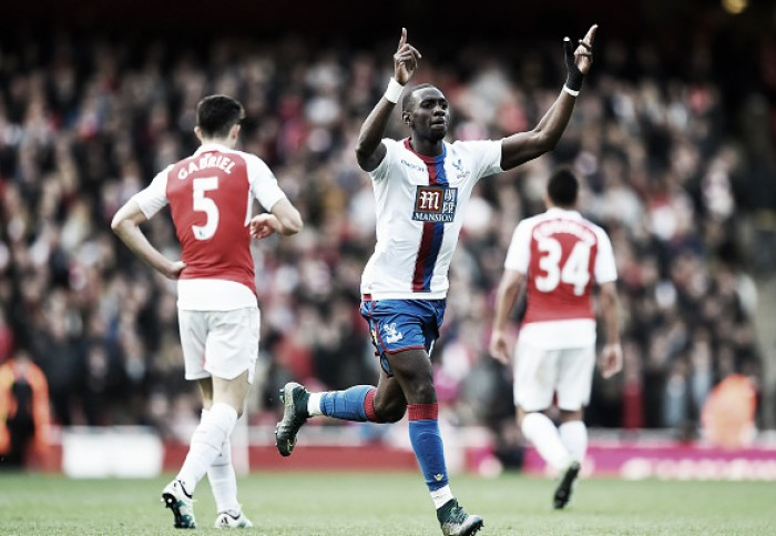 Arsenal 1-1 Crystal Palace: Bolasie ensures Gunners squander yet more points