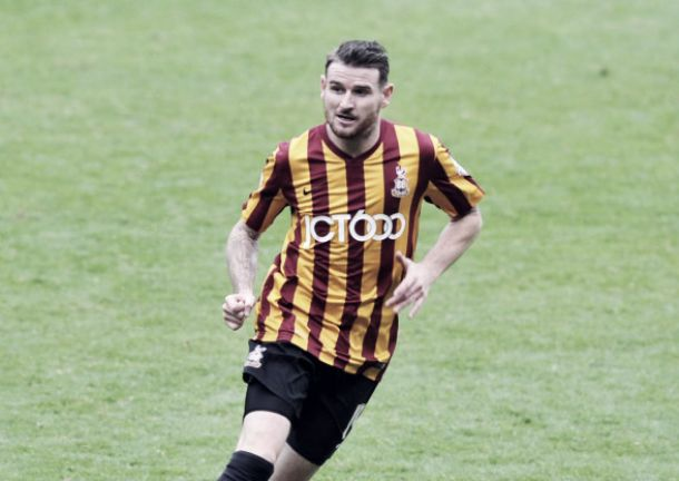 Bradford City release Yeates as clear out continues
