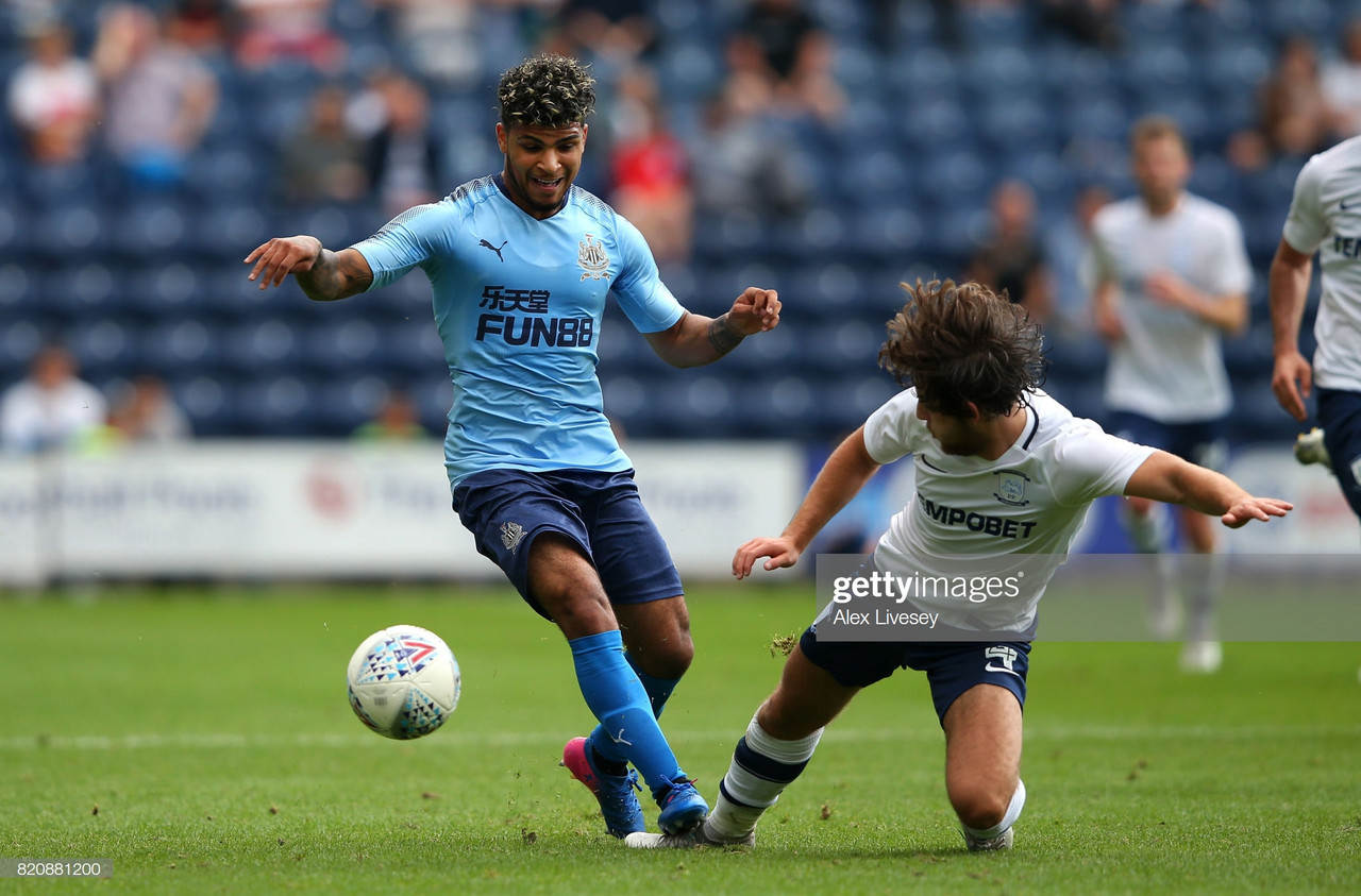 Goals and Highlights: Preston 2-1 Newcastle, Friendly Game as it happened