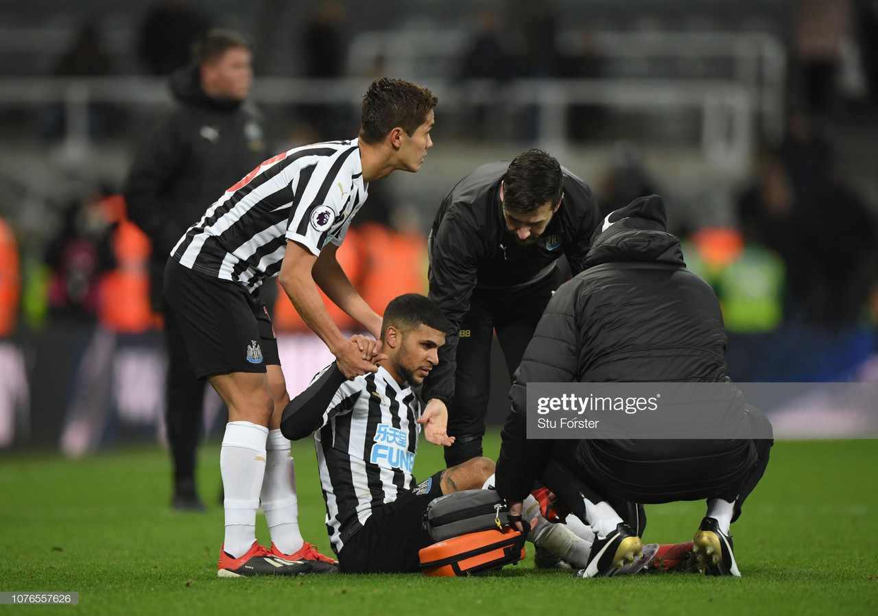 DeAndre Yedlin reveals his 'frustrating' injury troubles at Newcastle United