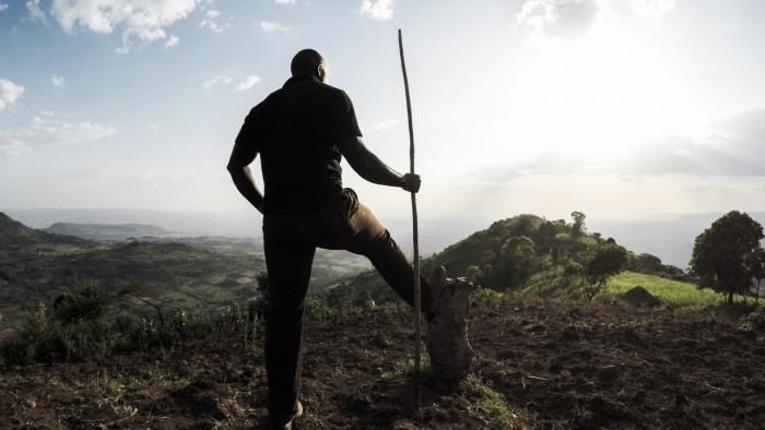 Julius Yego, de los palos a la jabalina