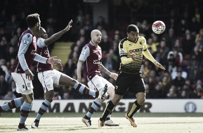 Post-match analysis: Watford 3-2 Aston Villa; Determined Deeney darkens Black and Villa's season with late double