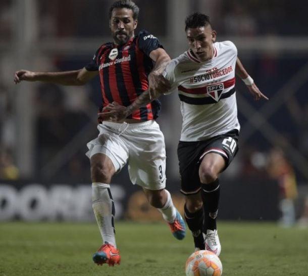 Con Mario Yepes en cancha, San Lorenzo ganó en la Copa Libertadores