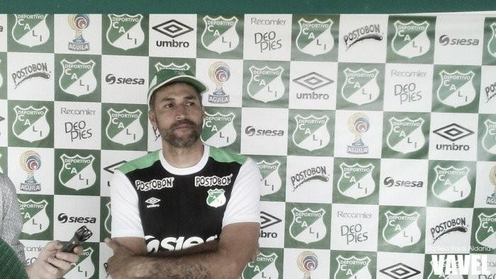 """Mario Alberto Yepes: """"Este Deportivo Cali está para pelear una final"""""""