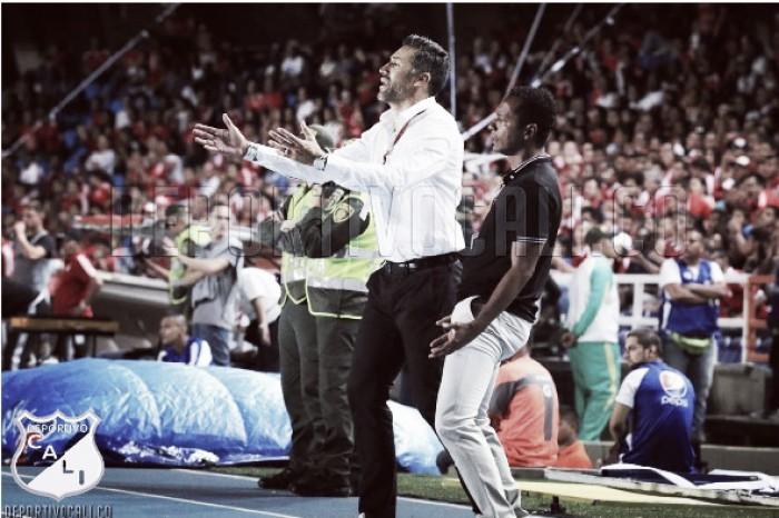 """Mario Yepes: """"No logramos después del gol mantener el resultado"""""""