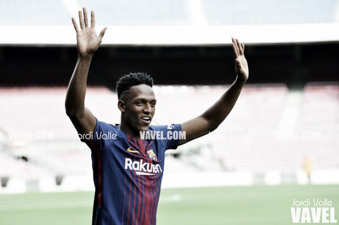 Debut esperado de Yerry Mina