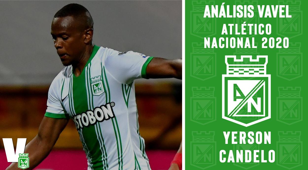 Análisis VAVEL, Atlético Nacional 2020: Yerson Candelo